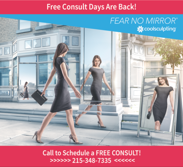 free consult days coolsculpting