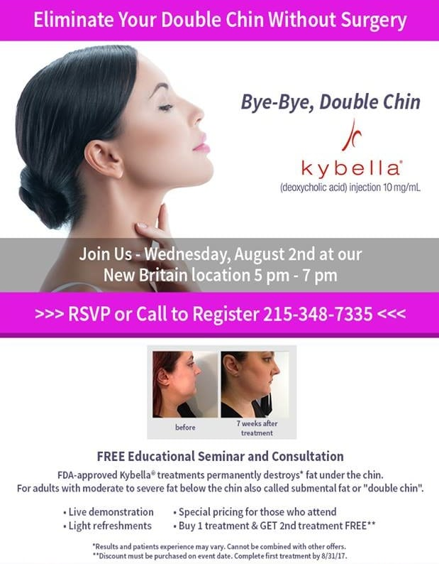kybella event information
