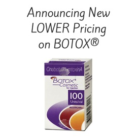 botox reduced price