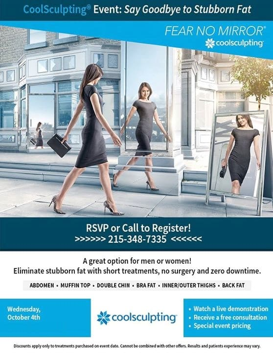 CoolSculpting event - updated
