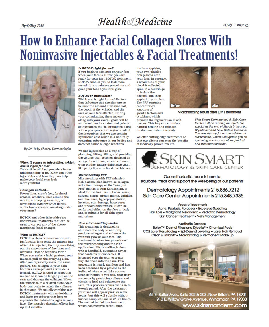 enhance facial collagen